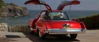 1962 Ford Cougar Concept, used in the movie Under the Yum Yum Tree