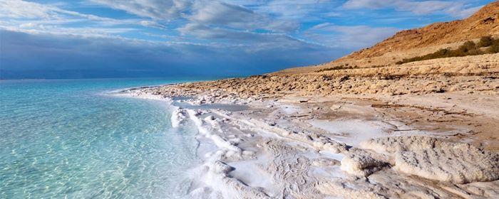 A Holt-tengeri iszap jótékony hatásai