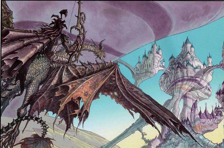 Dragon by Luigi Di Giammarino