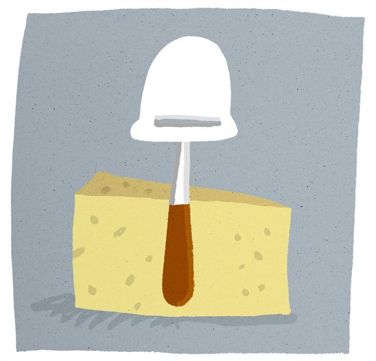 Slicer & cheese