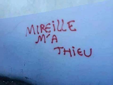 Ça, c'est ma France.
