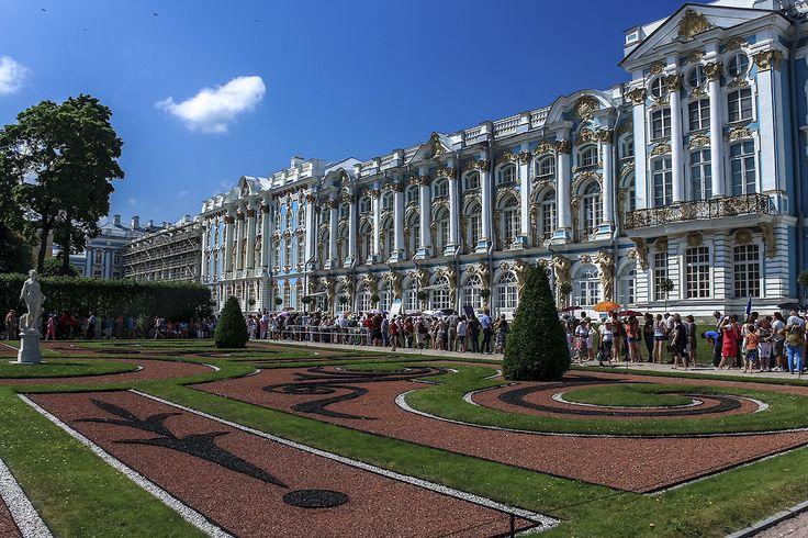 Русское барокко:Большой Екатерининский дворец.Часть 1. Обсуждение на LiveInternet - Российский Сервис Онлайн-Дневников