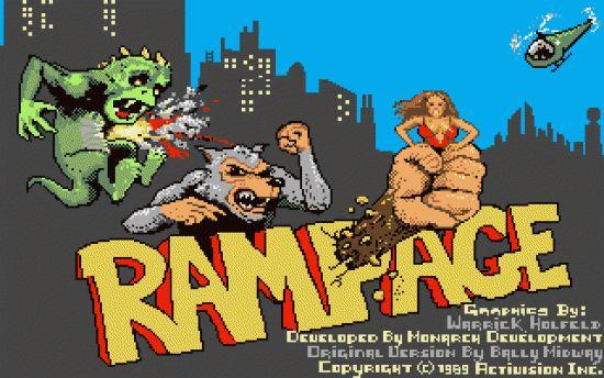 Brad Peyton talks about Dwayne Johnson's Rampage movie. Details here