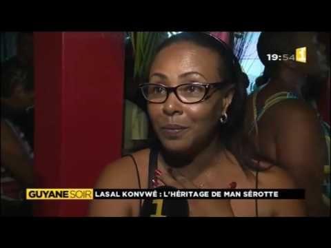 Lasal Konvwé: l'héritage de Man Sérotte - Guyane 1ère