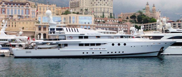 Lord Alan Sugar yacht