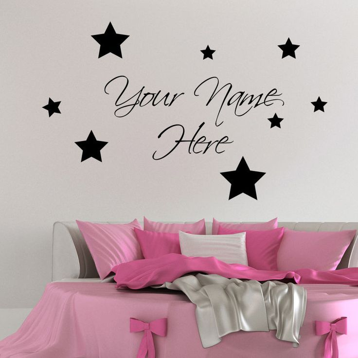Best Personalised Wall Stickers Ideas On Pinterest Time - How to make vinyl decals for walls