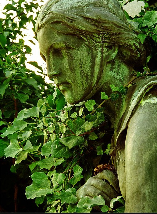 .: Gardens Statuari, Gardens Sculpture, Stones Art, Enchanted Gardens, Ivy, Garden Statues, The Secret Gardens, Dreams Gardens, Gardens Statues