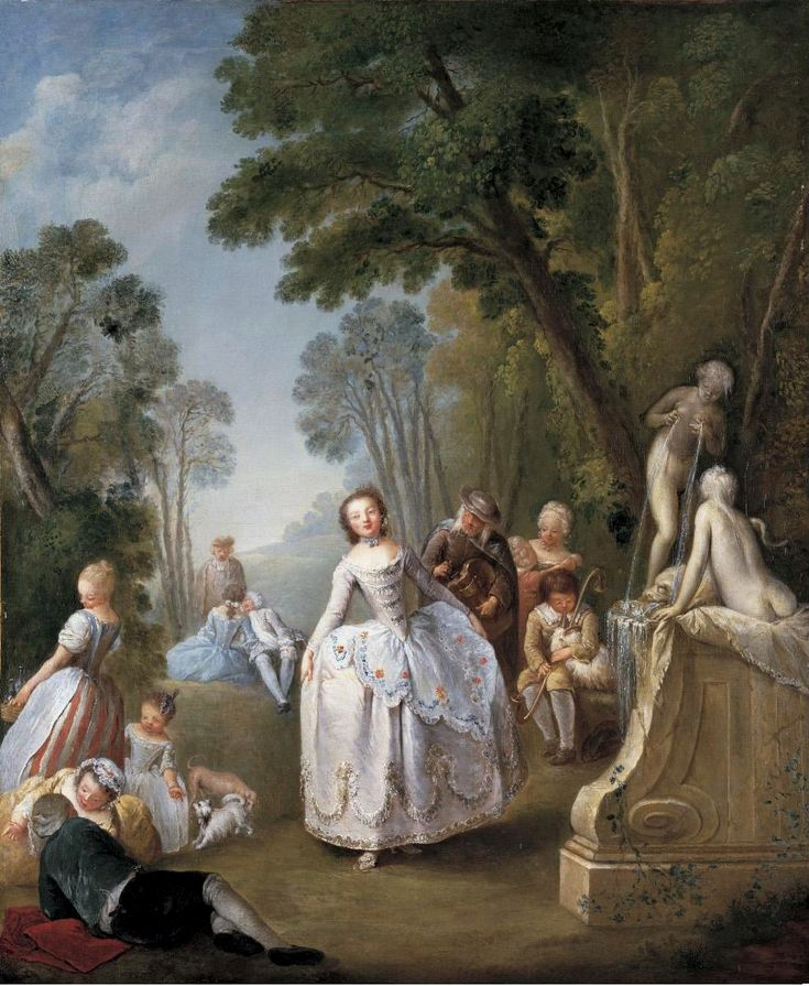 61 best le style galant images on pinterest 18th century for Define baroque style