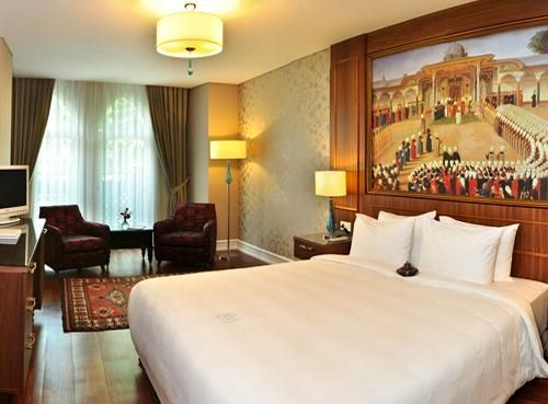 Travelers' Choice 2013 Top 25 Hotels in the World - #21 is Neorion Hotel in Istanbul, Turkey