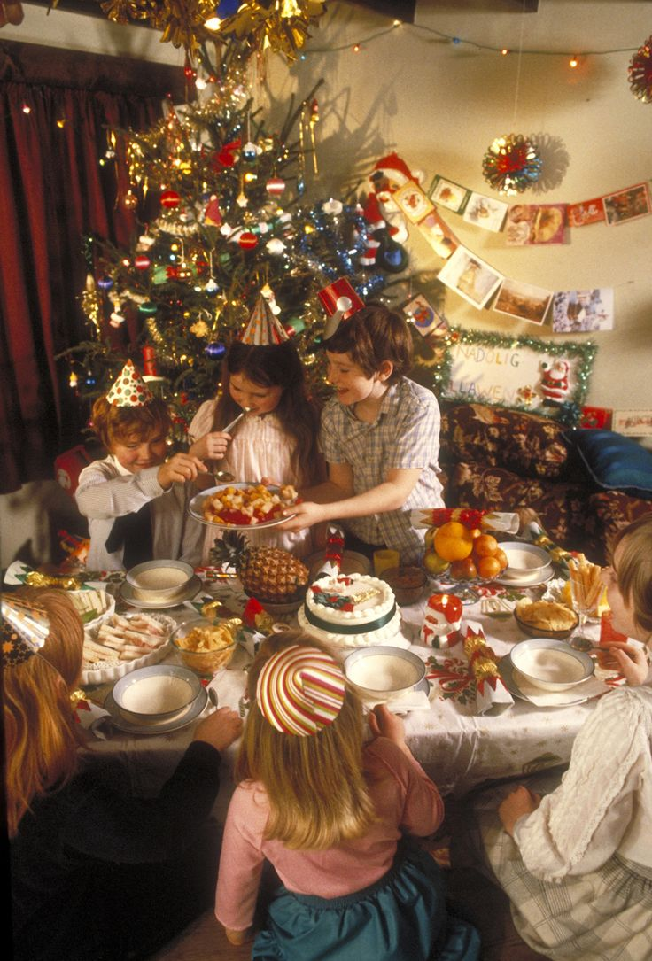 Christmas in Wales | Children's Christmas party in a Welsh Farmhouse, Wales.