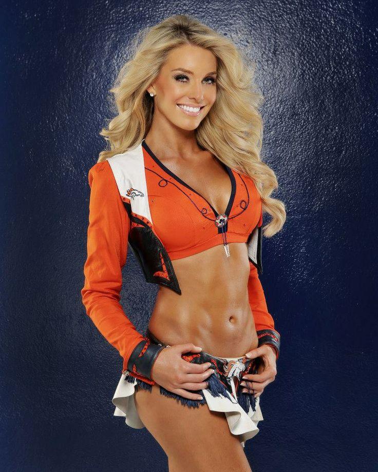 2013-2014 Denver Bronco Cheerleader Squad