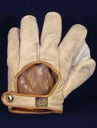 Vintage Baseball Gloves