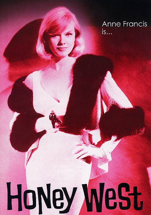 Anne Francis, Honey West 1965