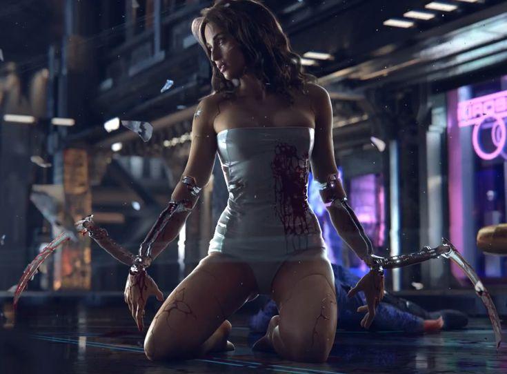 CGI Artist: Cyberpunk 2077