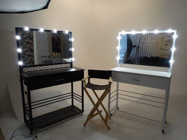 Столы для макияжа