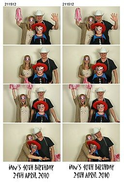 Webcam Photobooth - run a professional photo booth using a webcam