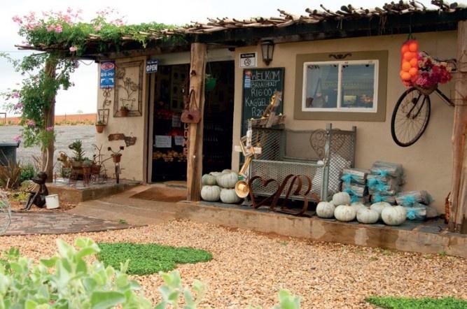 Desert Rose Farm Stall in the Swartland