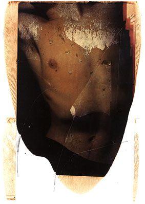 Paolo Gioli  Torso di Sebastiano  1992