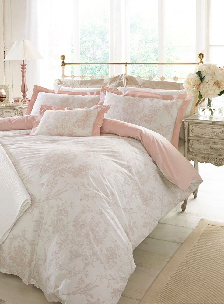 *BHS Exclusive* Holly Willoughby Geneva Bed Linen Range. From £15.