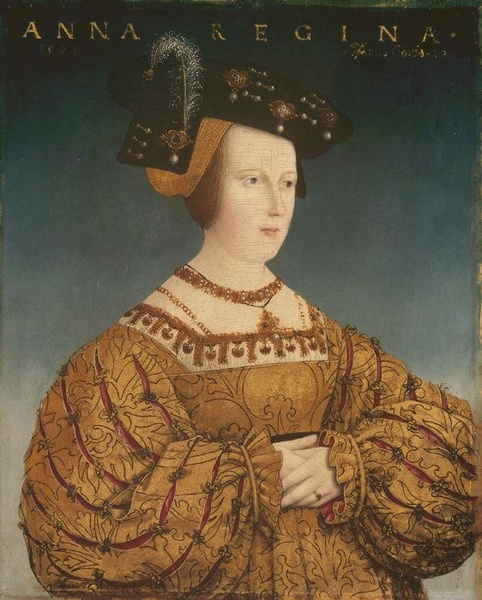 Maler, Hans, Königin Anna von Böhmen und Ungarn 1525, Bild, Berlin, Staatliche Museen zu Berlin - Preußischer Kulturbesitz, Gemäldegalerie