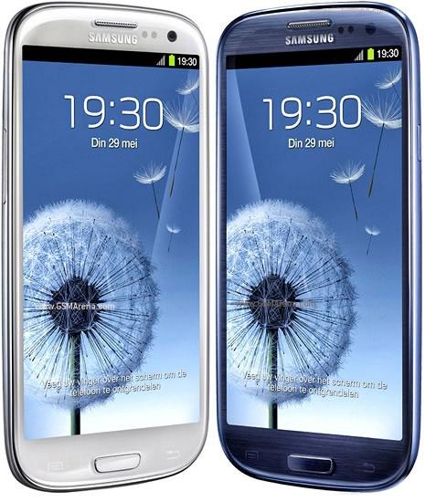 O Galaxy S3 ultrapassou em números o iPhone 4S e se tornou o smartphone mais vendido no mundo...    http://www.webdig.com.br/16054/galaxy-s3-smartphone-mais-vendido/