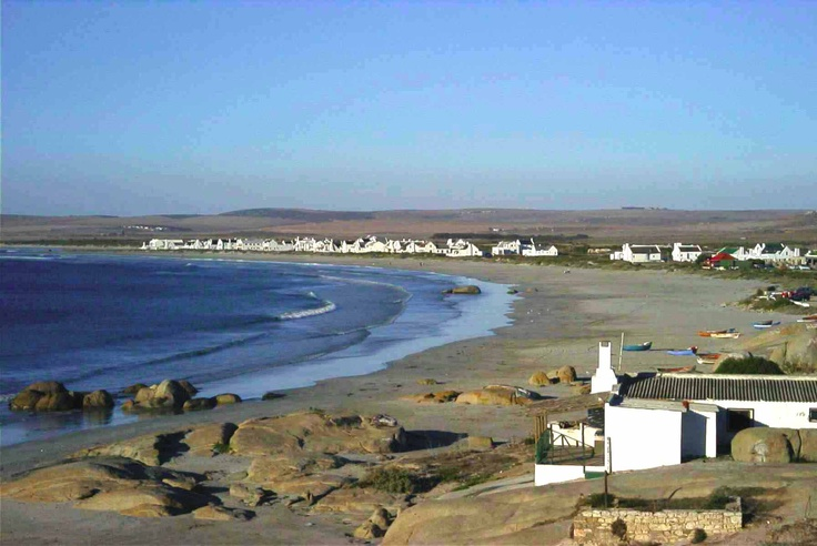 Paternoster. West Coast, South Africa