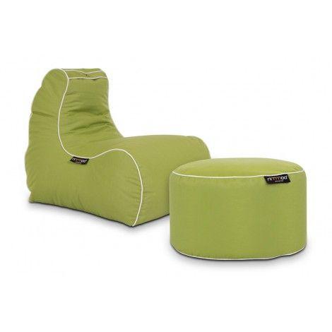 Zúžený chrbát na sedacom vaku rimmoo ZERRO. http://www.rimmoo.sk/14-zerro-wp.html