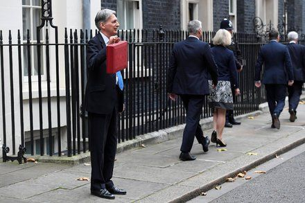 U.K. Finance Minister Seeks to Placate Angry Young Voters