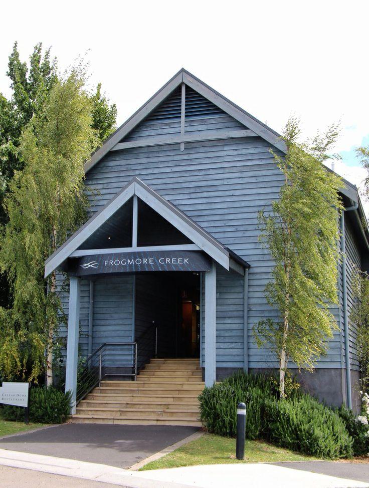 Frogmore winery, Tasmania