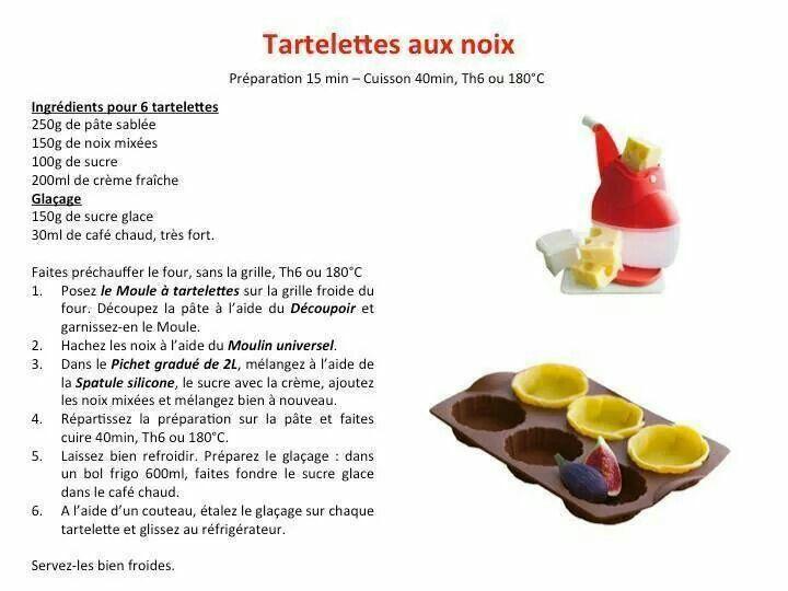 Gateau noix coco tupperware