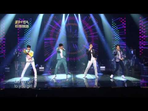 ▶ ZE:A - Step by step (immortal song 20140412)