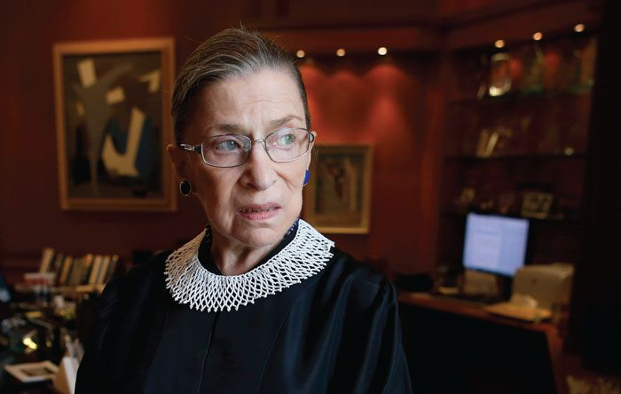The Reason 58 Republicans Want Ruth Bader Ginsburg OFF the Travel Ban Case