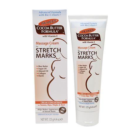 Palmer's Cocoa Butter Formula Massage Cream For Stretch Marks - 4.4 oz.