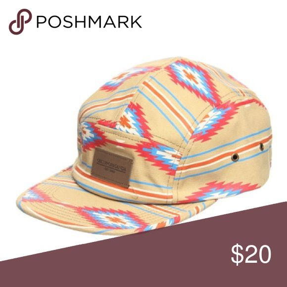 cfa03dd7939 Obey Propaganda Native 5 Panel Hat Great condition! Obey Accessories Hats