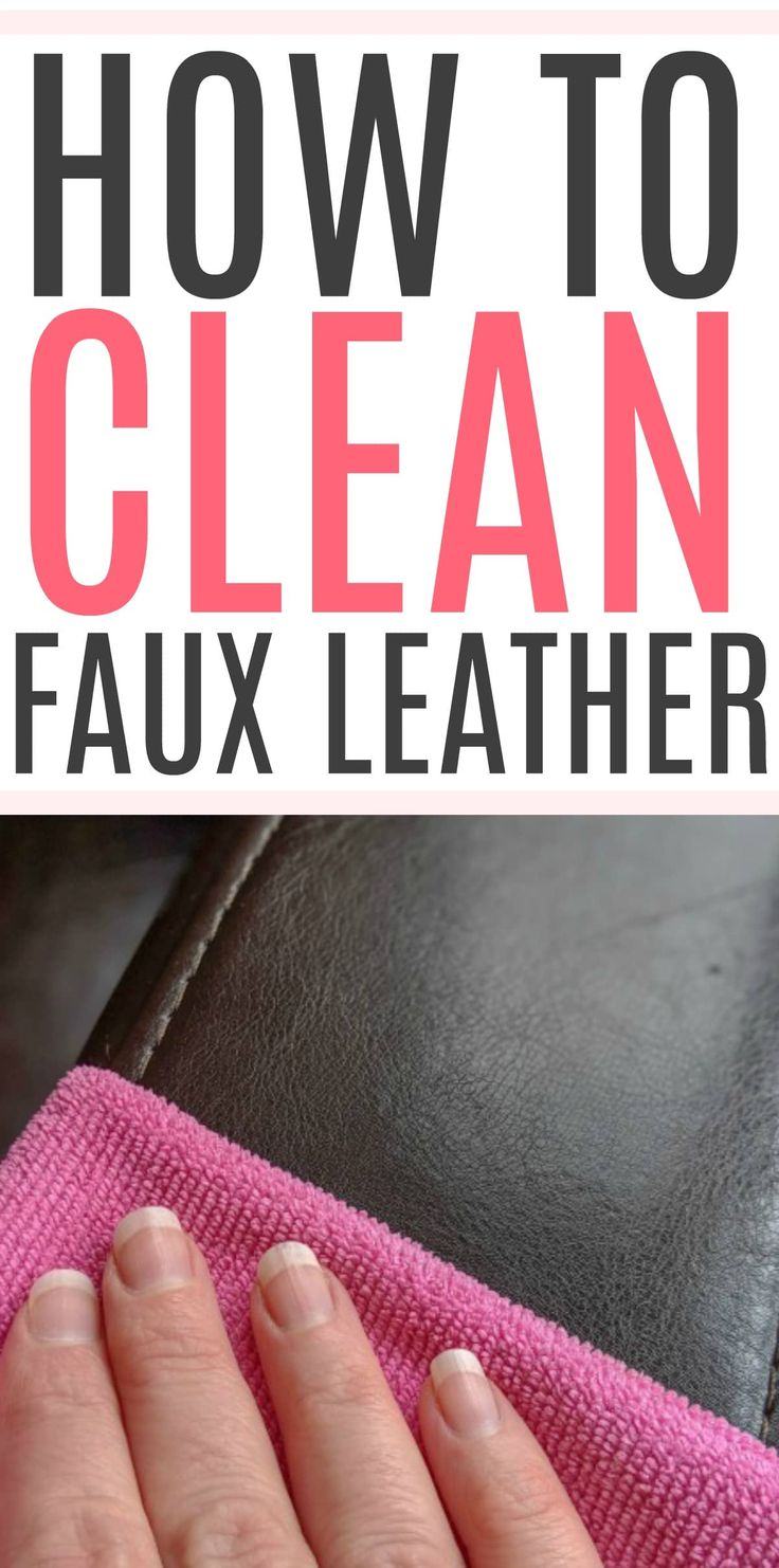 How to clean faux leather faux leather couch house