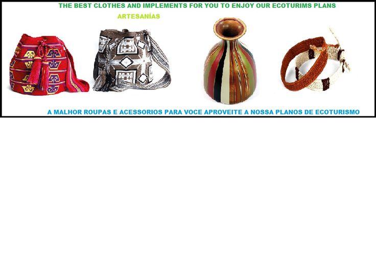 ARTESANÍAS para cuando quieras llevar algún recuerdo especial de tus viajes  http://www.sanragua.com/artesanias/
