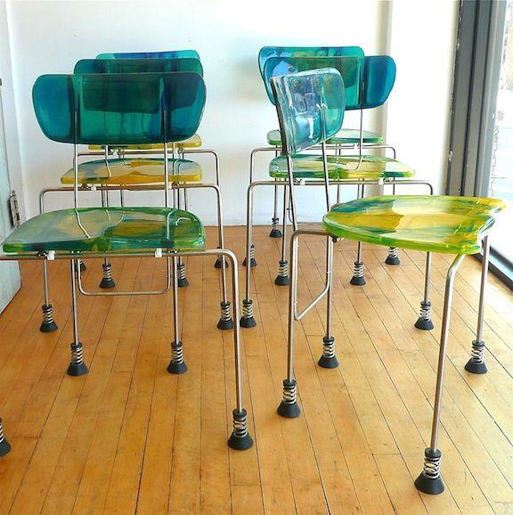 Gaetano Pesce Chairs | CityFoundry