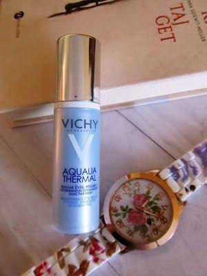 Babka ze stali...bo siła jest w nas. : Vichy Aqualia Thermal - krem pod oczy