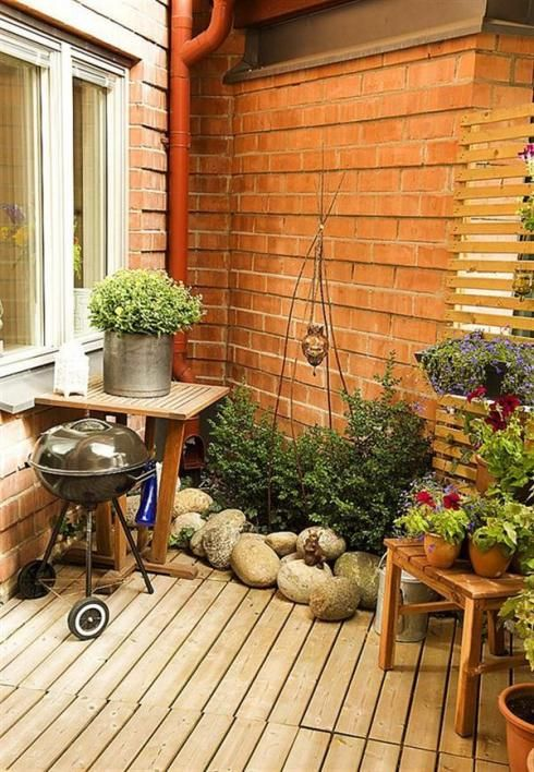 2013 Small Garden Inspirations Pictures and Images