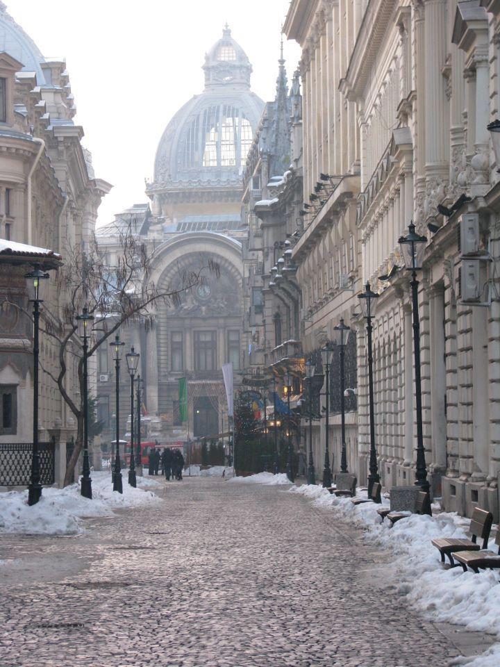 Bucharest, Old City  Photo: Sorina Muresan
