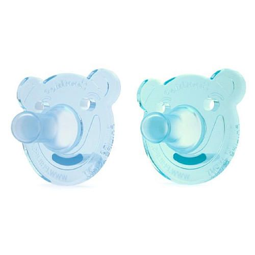 "Philips Avent 0-3 Months 2 Pack BPA Free Bear Soothie - Boy - Avent - Babies ""R"" Us"