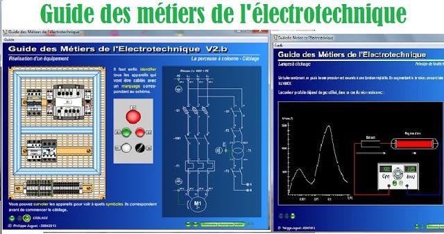 Guide Des Metiers De L Electrotechnique Electrotechnique Electromecanique Electricite Industrielle