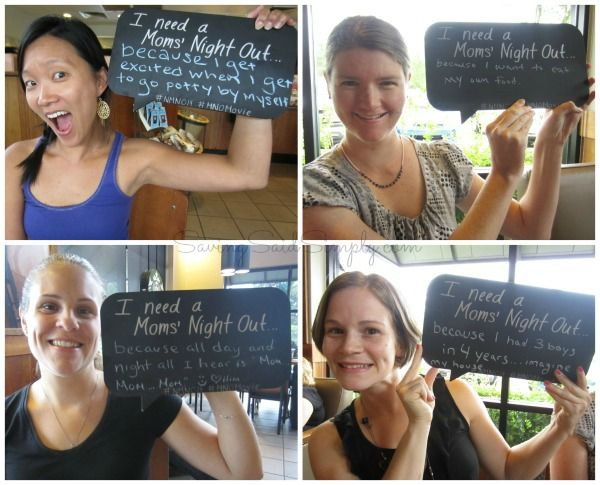 Mom's Night Out Movie Review + Party #MNOMovie #IntheRawParty #sponsored