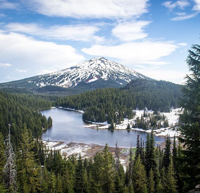 Wanderlust Tours in Bend, Oregon. Time to get out and explore for the weekend! Whether you hike, canoe, bike, or hang out under a shady tree, make this weekend a good one! Photo by Danny Walden