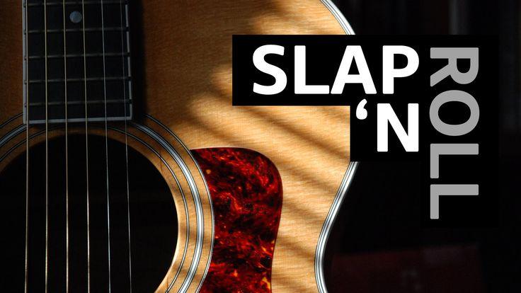 Kaminari – Slap n Roll (игра на гитаре)