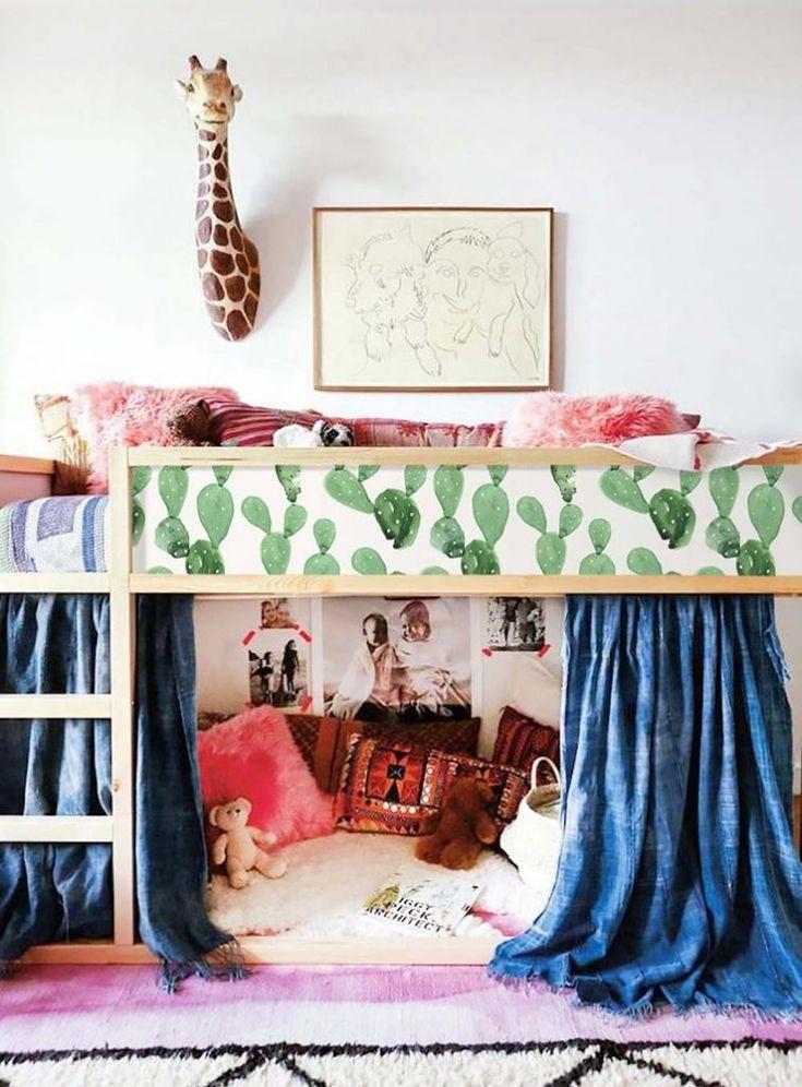 Die Besten 25 Ikea Kura Bett Aufkleber Ideen Auf
