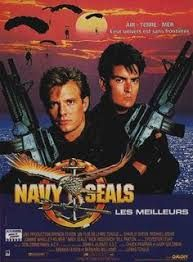 #Films #Navy #Seals #Charlie #Sheen #Theatre #Posters