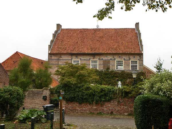 Bronkhorst - overblijfsel kasteel