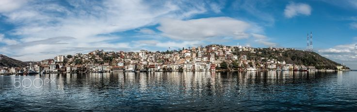 """Puppet-Town"" on the Bosporus - null"