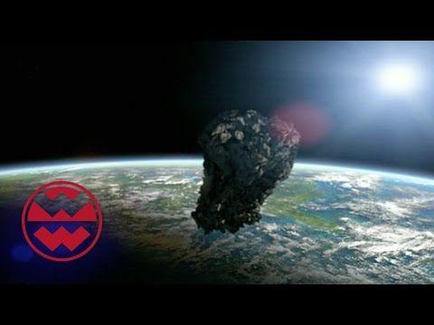Asteroiden: Bedrohung aus dem All - uni 2011: Ein Asteroid mit 20 Metern Durchmesser fliegt haarscharf an der Erde vorbei. Erst wenige Tage zuvor wurde die Gefahr entdeckt - extrem spät, um im Ernstfall noch handeln zu können. Aber was können wir bei einer solchen Attacke aus dem Weltall tun?